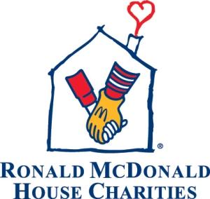Ronald McDonald Charity logo