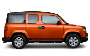 2011-Honda-Element-Side-Orange